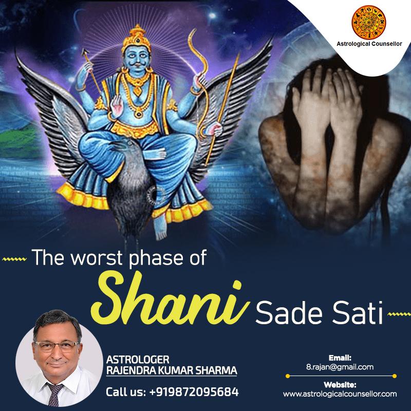 The Worst Phase of Shani Sade Sati